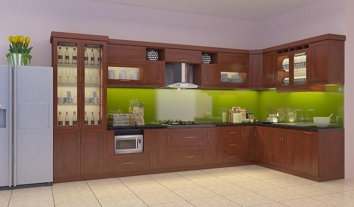 5 lí do khiến tủ bếp gỗ được người tiêu dùng ưa chuộng