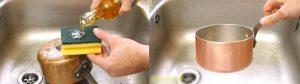 10 cách rửa nồi bị cháy đen hiệu quả sạch như mới-1