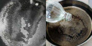 10 cách rửa nồi bị cháy đen hiệu quả sạch như mới-8