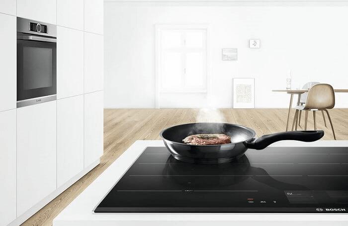Cách vệ sinh bếp từ Đức sạch bóng
