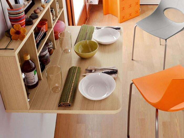 Những mẫu bàn ăn thông minh hot nhất hiện nay