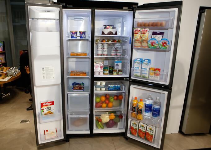 Những tuyệt chiêu khử mùi ngăn đá tủ lạnh