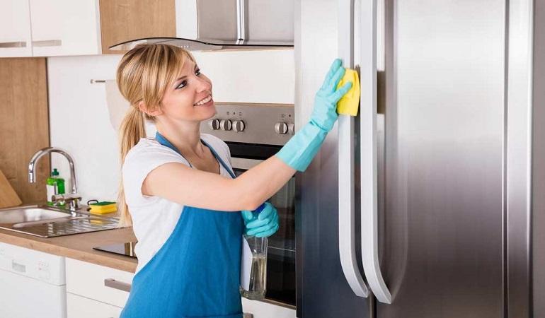 Quy trình vệ sinh tủ lạnh cũ đúng chuẩn
