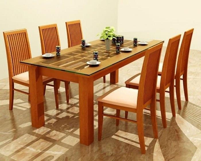 Tổng hợp các cách phân loại bàn ăn kính