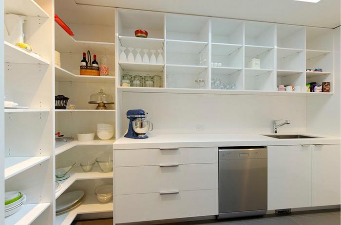 Tủ bếp thông minh - Xu hướng nhà bếp hiện đại 2020-01