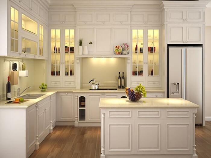 Tủ bếp thông minh - Xu hướng nhà bếp hiện đại 2020-13