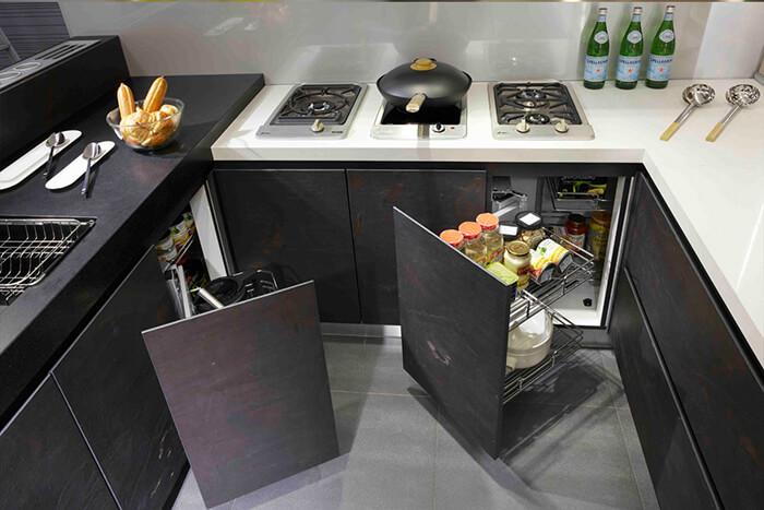 Tủ bếp thông minh - Xu hướng nhà bếp hiện đại 2020-5