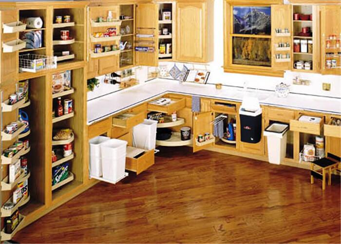 Tủ bếp thông minh - Xu hướng nhà bếp hiện đại 2020-6