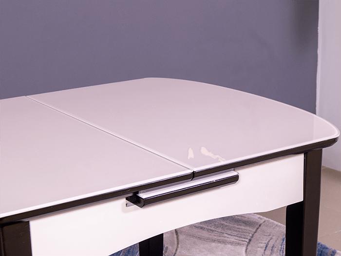 Bộ bàn ăn thông minh mở rộng B68 (Kèm 4 ghế)-5