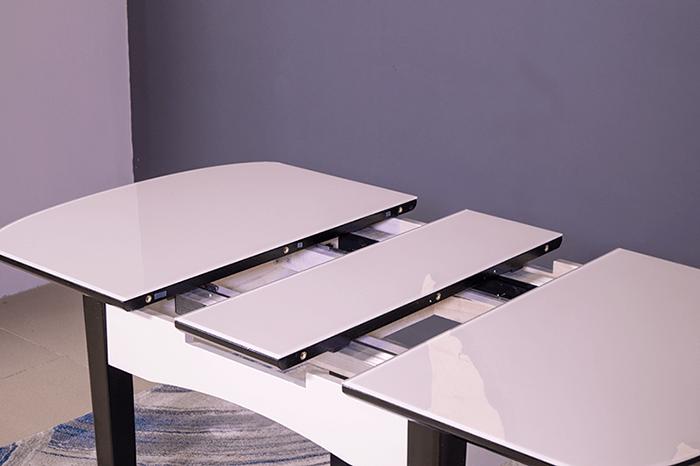 Bộ bàn ăn thông minh mở rộng B68 (Kèm 4 ghế)-6