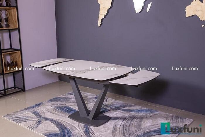 Lựa chọn bàn ăn thông minh mặt đá cho không gian hiện đại-9