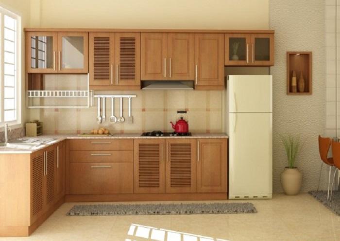 Vì sao tủ bếp gỗ sồi Nga chưa bao giờ hết hot?