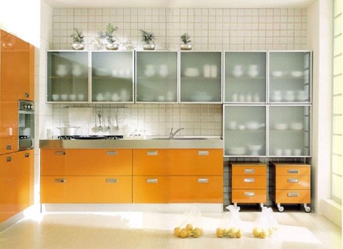 15 mẫu tủ bếp hiện đại xứng tầm đẳng cấp thế giới