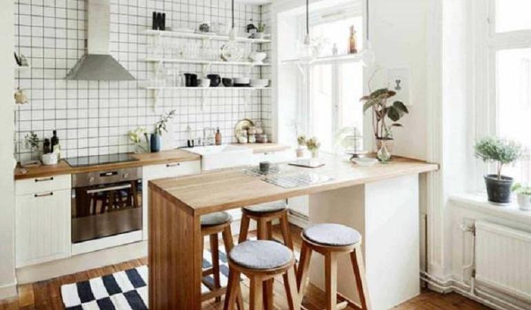 khám phá đa dạng phong cách của tủ bếp gỗ đẹp