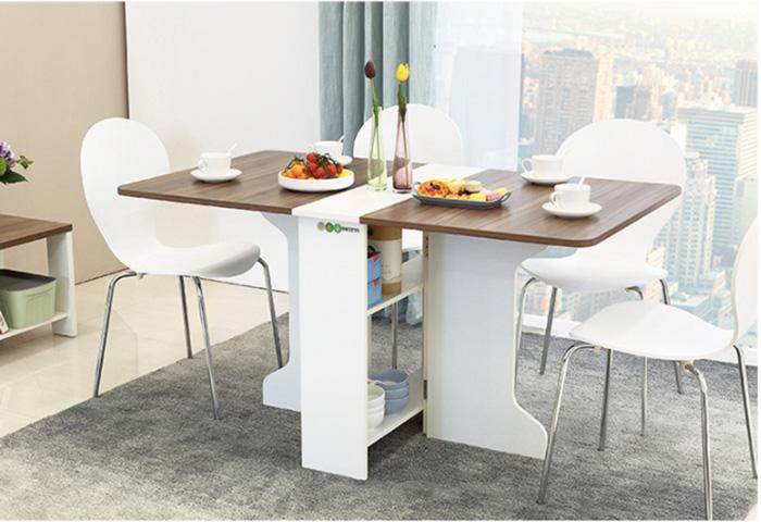 Review các mẫu bàn ăn gấp gọn giá rẻ cực chất-02