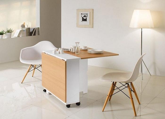 Review các mẫu bàn ăn gấp gọn giá rẻ cực chất-03