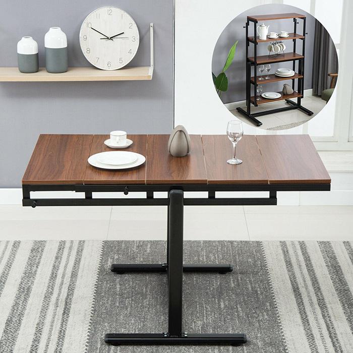 Review các mẫu bàn ăn gấp gọn giá rẻ cực chất-09