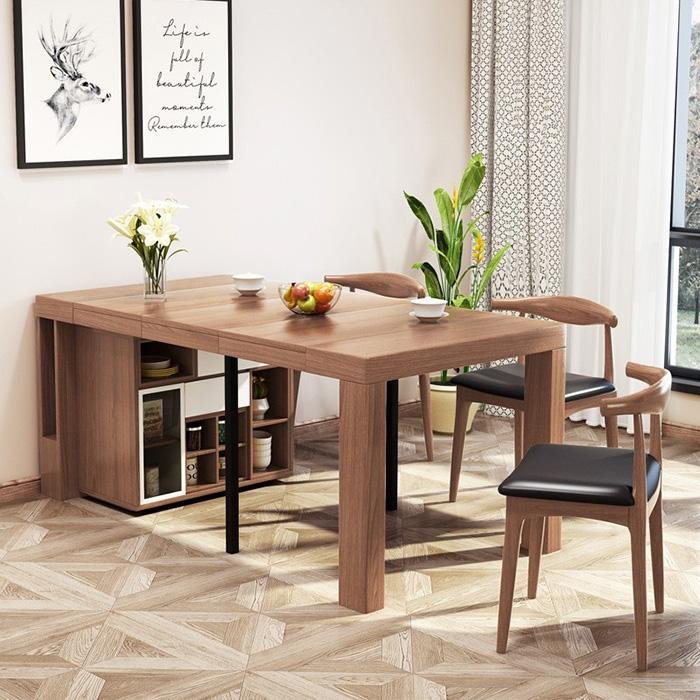 Review các mẫu bàn ăn gấp gọn giá rẻ cực chất-11
