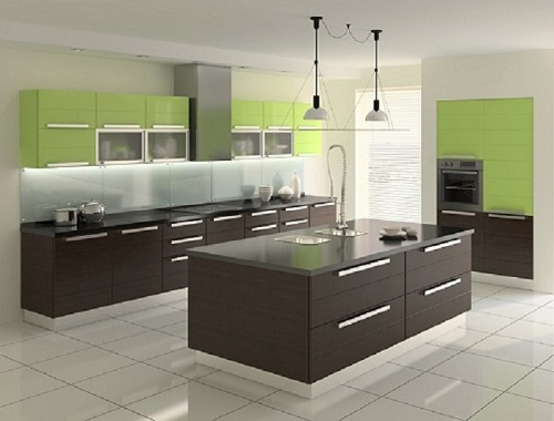 8 mẫu tủ bếp đẹp 2020 cập nhật xu thế