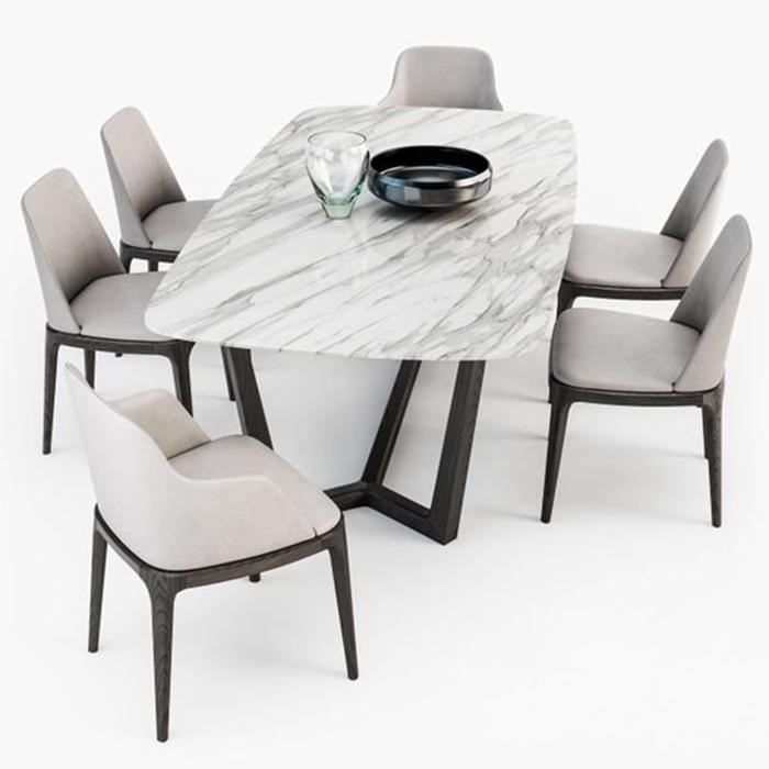 Các mẫu bàn ăn đẹp hiện đại update mới nhất-04-1