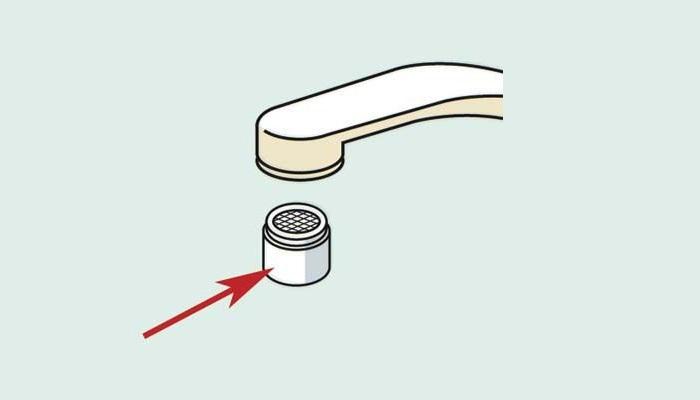 Cấu tạo và các bộ phận cơ bản của vòi rửa bát -3