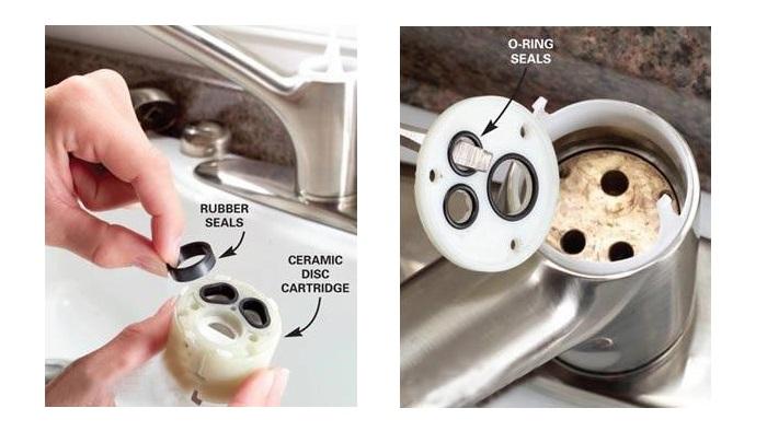 Nguyên nhân, cách khắc phục vòi nước bồn rửa chén rò rỉ-10