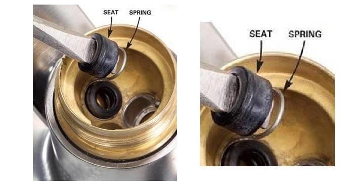 Nguyên nhân, cách khắc phục vòi nước bồn rửa chén rò rỉ-4