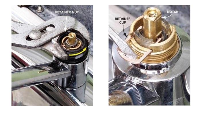 Nguyên nhân, cách khắc phục vòi nước bồn rửa chén rò rỉ-7