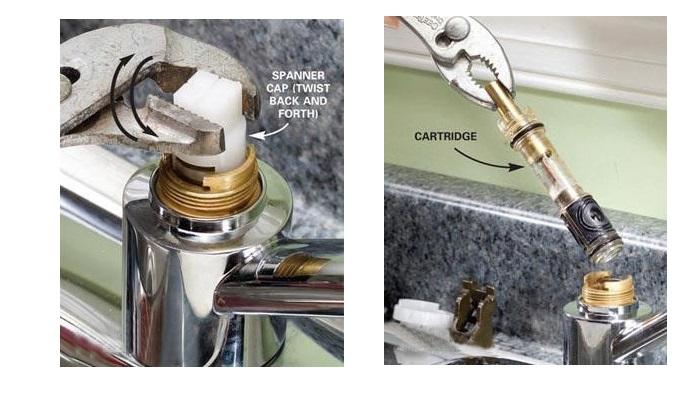 Nguyên nhân, cách khắc phục vòi nước bồn rửa chén rò rỉ-8
