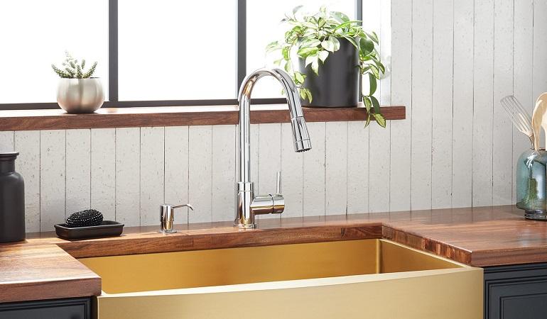 Những điều cần lưu ý khi chọn vòi nước rửa bát-0