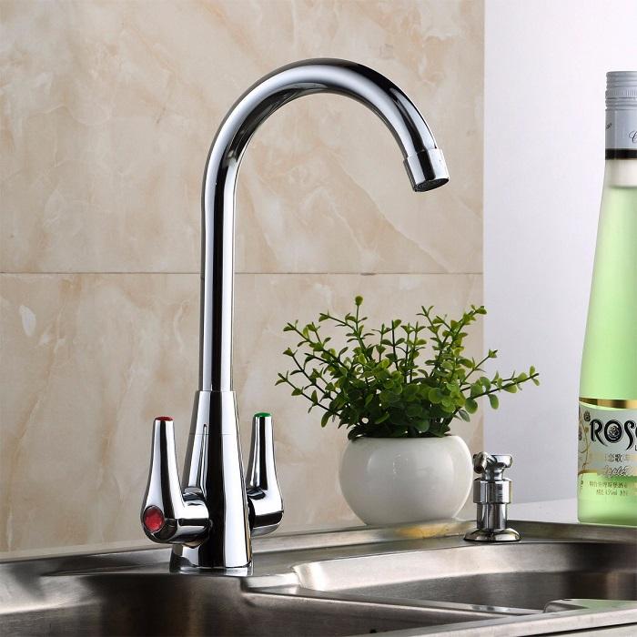 Những điều cần lưu ý khi chọn vòi nước rửa bát-2