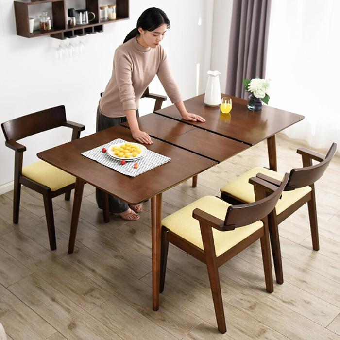 Những mẫu bàn ăn đẹp và thông minh bạn không nên làm ngơ