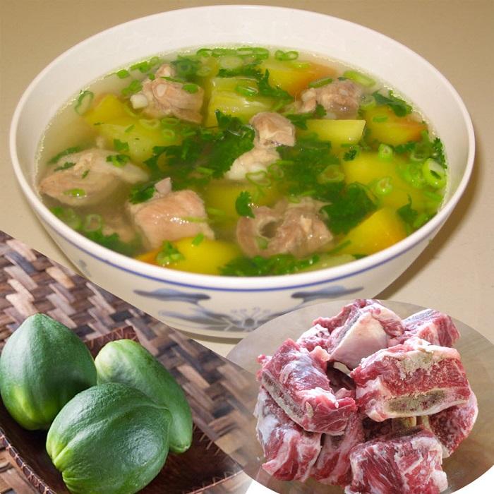 Những món ăn tốt cho dạ dày, lại bổ dưỡng, thơm ngon-2