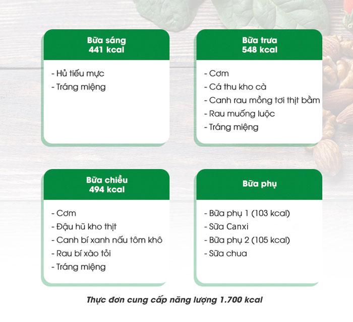 Thực đơn tăng đề kháng phòng COVID-19 cho người thiếu Canxi-8