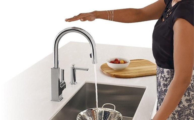 Vòi bồn rửa bát thông minh – Hoàn thiện ngôi nhà của bạn -1