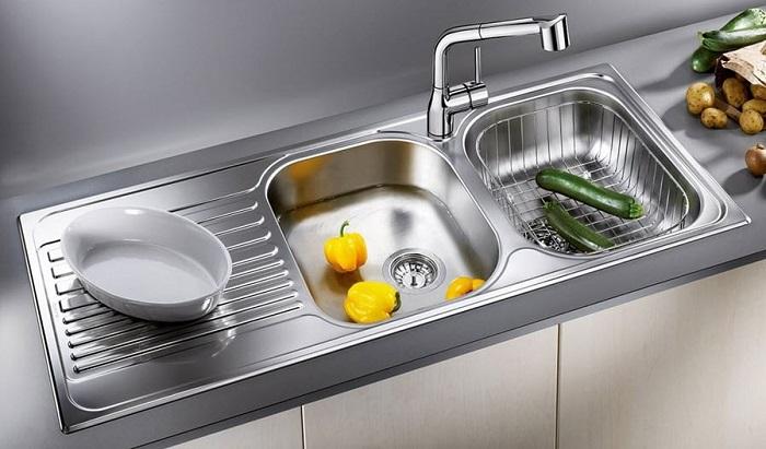Vòi rửa chén – vật bất li thân trong bồn rửa nhà bạn-11