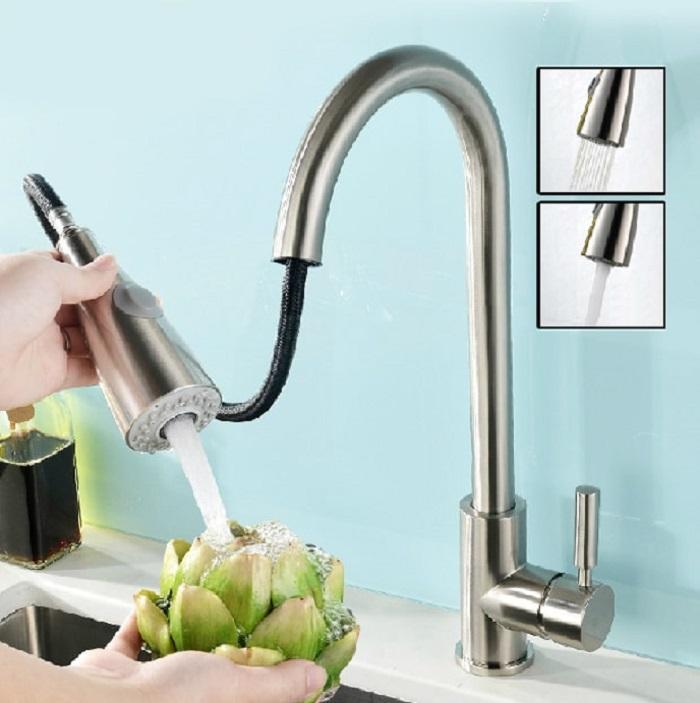 Vòi rửa chén – vật bất li thân trong bồn rửa nhà bạn-9