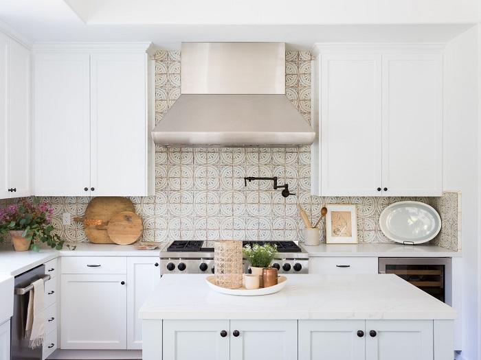 Bộ sưu tập những mẫu gạch bông ốp bếp ấn tượng-13
