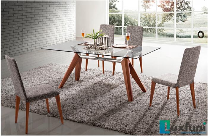 Cách lựa chọn bàn ăn gia đình theo kích thước
