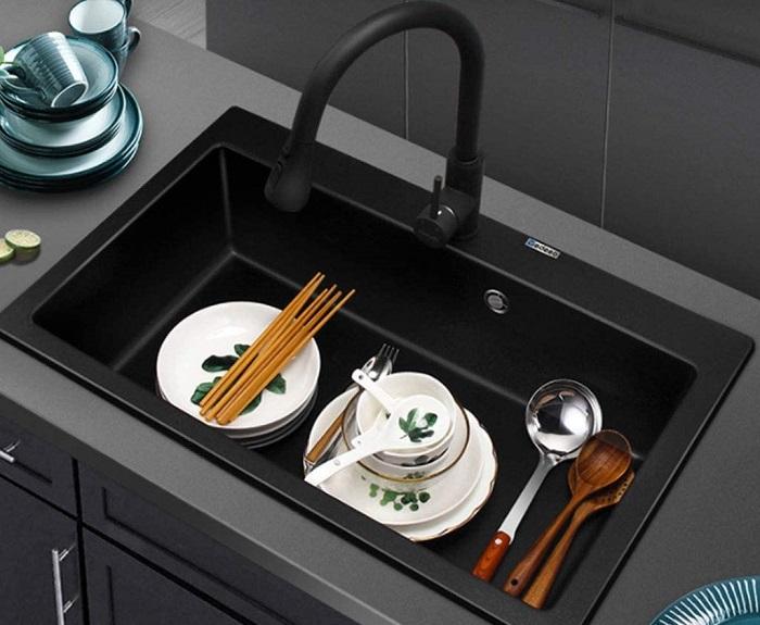 Cấu tạo vòi rửa bát và phân loại theo chất liệu-3