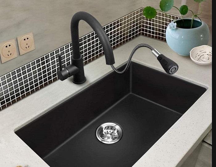 Cấu tạo vòi rửa bát và phân loại theo chất liệu-4