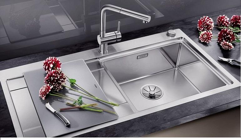 Cấu tạo vòi rửa bát và phân loại theo chất liệu