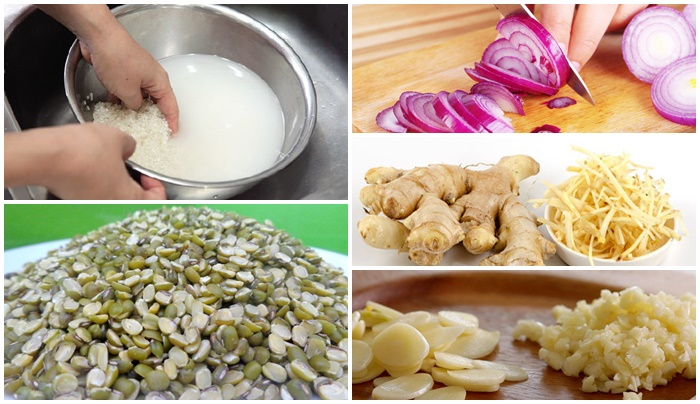 Cháo bồ câu hạt sen - món ăn cho người già răng yếu-1