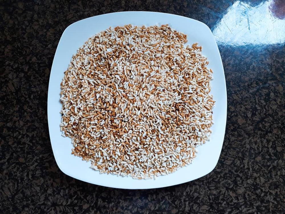 Cháo bồ câu hạt sen - món ăn cho người già răng yếu-3