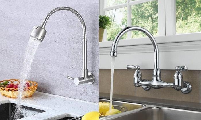 Đặc điểm và tính năng cơ bản của vòi rửa bát 3 đường nước-0