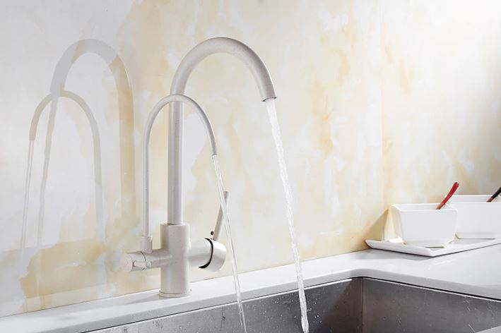 Đặc điểm và tính năng cơ bản của vòi rửa bát 3 đường nước-5