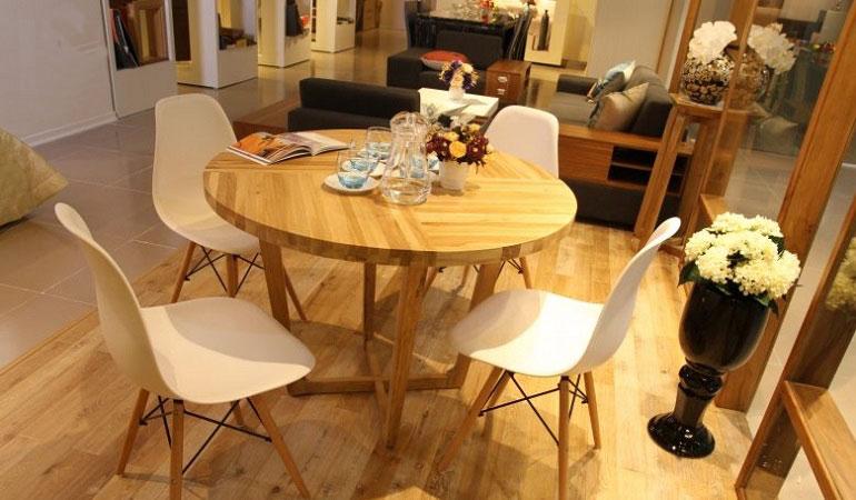 Mách bạn những loại bàn ăn gỗ giá rẻ, chất lượng cao-6
