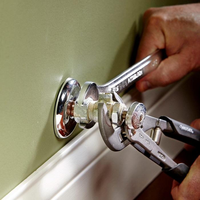 Một số lỗi khi sử dụng vòi rửa bát nóng lạnh gắn tường-3