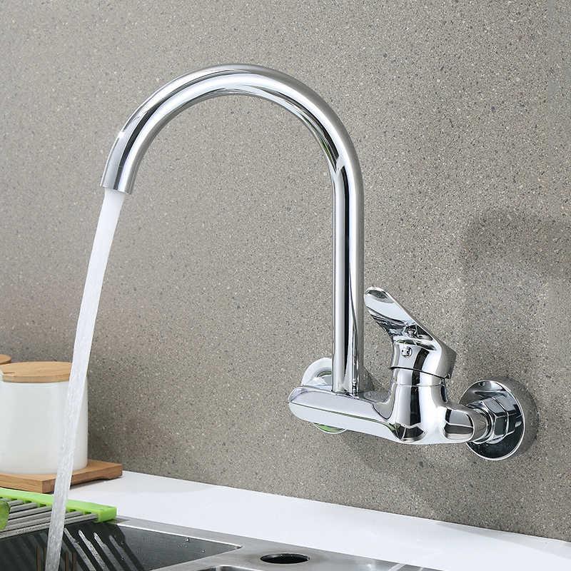 Một số lỗi khi sử dụng vòi rửa bát nóng lạnh gắn tường-7
