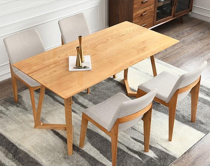 Những mẫu bàn với giá bộ bàn ăn ai cũng có thể sở hữu